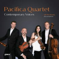 Pacifica Quartet album Contemporary Voices