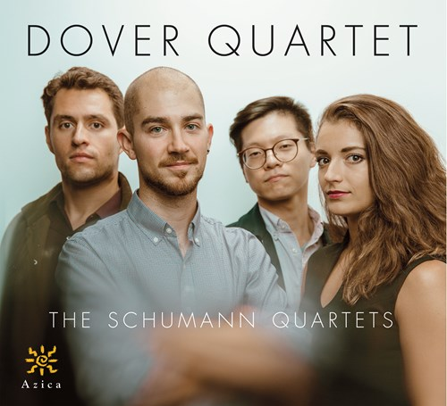 Dover Quartet Schumann Quartets